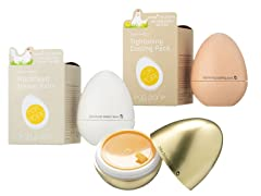 Egg Pore & Blackhead Cleansing Set