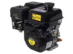 Horizontal Shaft 4-Stroke Gas Engine