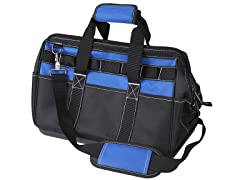 """Tahoe Trails 16"""" Wide Mouth Tool Bag"""