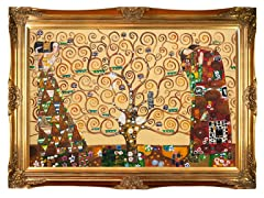 Klimt - The Tree of Life: 36X24