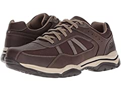 Skechers Men's Relaxed Fit-Rovato-Soloven Oxford
