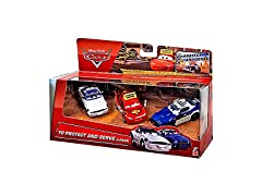 Disney/Pixar Cars, To Protect and Serve 3-Pack