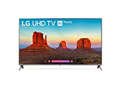 "LG 43"" Class 4K UHD Smart LED TV"