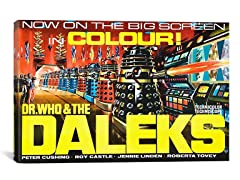 Doctor Who & The Daleks (2-Sizes)