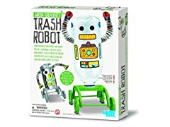 4M Green Science Trash Robot