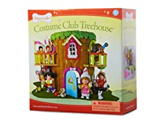 Costume Club Treehouse