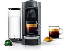 Nespressor ENV155T Nespresso Coffee/Espresso Machine Black (Open Box)