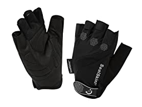 Sealskinz Fingerless Summer Cycle Gloves, 2 Colors