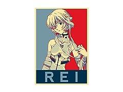 General ART Poster Evangelion Rei
