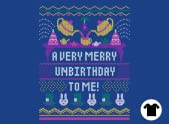 A Very Ugly Unbirthday!
