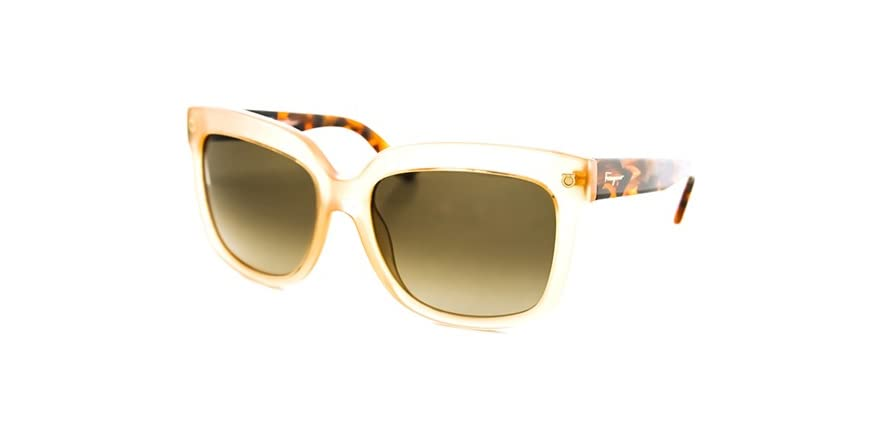 Salvatore Ferragamo SF676 Designer Sunglasses - Fashion