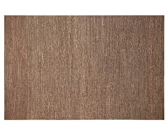 Natural Solid - Brown 5' x 8' Rug