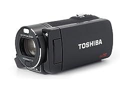 Toshiba CAMILEO 1080p Camcorder 23x Opt