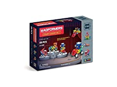 Magformers Power Sound Toy Set