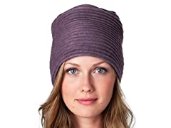 Pleece Hat - Aubergine or Rust