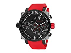 Dual Timer, Red / Black