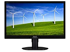 "Philips 24"" FHD IPS Monitor"