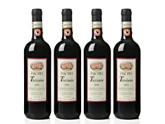 Ticciaia Chianti Classico 4-Pack