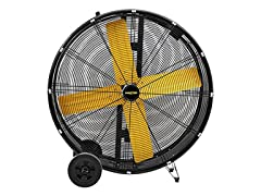 High Capacity Direct-Drive Barrel Fan