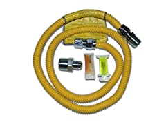 Whirlpool 20-48KITRC Gas Dryer Connector Kit