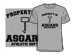 Property of Asgard