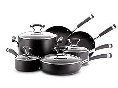 Circulon Contempo 10-Piece Cookware Set
