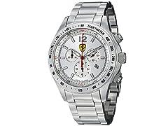 Ferrari Scuderia, Silver