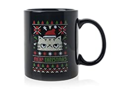 Meh! Christmas and a Crappy New Year Mug