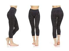 Women's Athletic Capri Perform Leggings