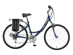 Currie eZip Trailz eBike, Low Step Frame