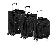 High Sierra Endeavor Luggage - 3 Sizes