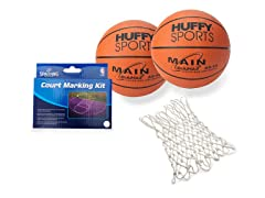 Basketball Game-in-a-Bundle