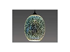 LgoodL Modern 3D Glass Ceiling Lamp