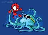 Spider Vs Octopus