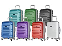 "Olympia 21"" Hardcase Carry-On Spinner"