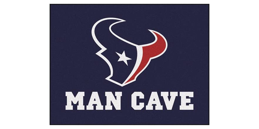 Nfl Man Cave All Star Area Rugs