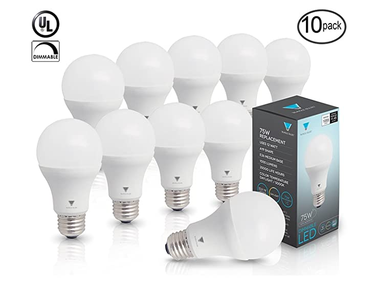 Triangle Bulbs LED 10 Pack - Your Choice