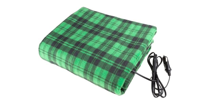 Stalwart V Electric Car Blanket