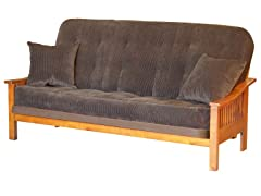 Mesa Futon w/ Innerspring Mattress