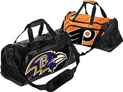 NFL & NHL Duffel Bags