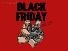 Black Friday the 13th