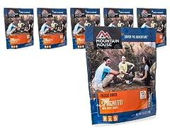Mountain House Spaghetti 6-pack/pouches