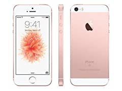 Apple iPhone SE (Verizon & GSM Unlocked)
