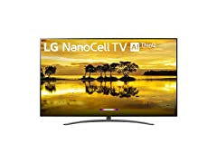 "LG 86"" Class HDR 4K UHD Smart NanoCell IPS LED TV"