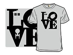 I Love Scifi Shirt