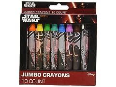 Star Wars Jumbo Crayons, 20ct