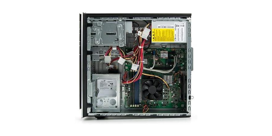 Hp Pavilion Desktop Pc With Amd 3 Ghz Quad Core 4 Gb Ram