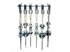 6-Ski Storage Rack