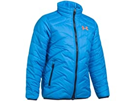 UA Boys' ColdGear Reactor Jacket