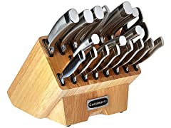 Cuisinart 19-Pc Normandy Block Set